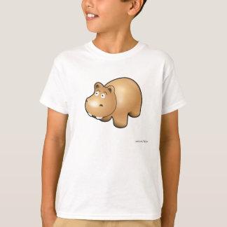 Flusspferd 18 T-Shirt
