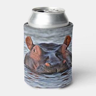 Flusspferd Dosenkühler