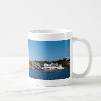 Flussufer Wilmingtons NC Kaffeetasse