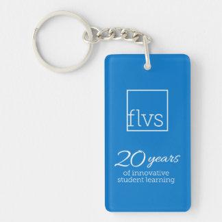 FLVS 20 Jahre Keychain Schlüsselanhänger
