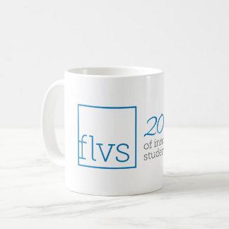 FLVS 20 Jahre Tassen- Kaffeetasse