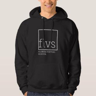 FLVS erwachsener schwarzer Hoodie