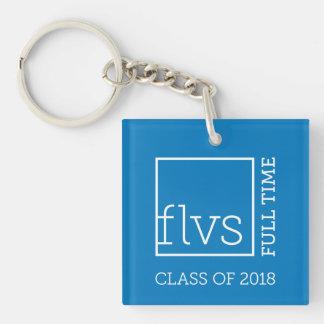 FLVS ganztägig Keychain 2018 Schlüsselanhänger
