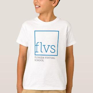 FLVS Jugend-Weiß-Shirts T-Shirt