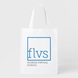 FLVS wiederverwendbare Tasche Wiederverwendbare Einkaufstasche