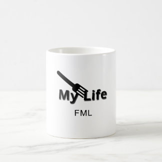 FML KAFFEETASSE