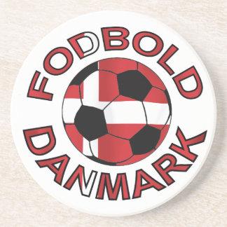 Fodbold Danmark Fußball Dänemark Bierdeckel