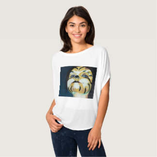 "Foley breites Shirt ""tiger"