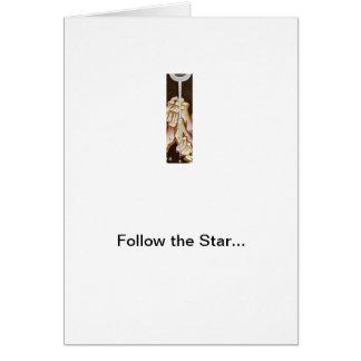 Folgen Sie dem Stern! Karte