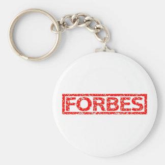 Forbes Briefmarke Schlüsselanhänger