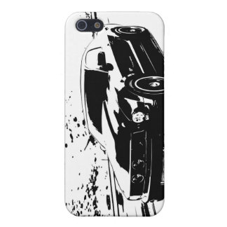 Ford-Mustang GT-Coupé iPhone 5 Cover
