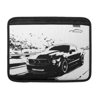 Ford-Mustang-Rollen-Schuss Macbook Luft-Hülse MacBook Sleeve