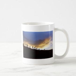 Fördern Sie ländlichen Tourismus Kaffeetasse
