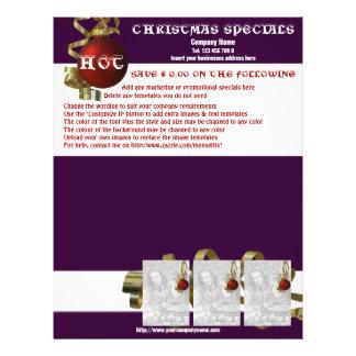 Fördernde Marketings-Broschüren des 21,6 X 27,9 Cm Flyer