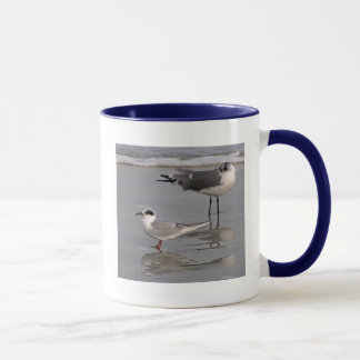 Fördert Seeschwalbe und Möve Tasse