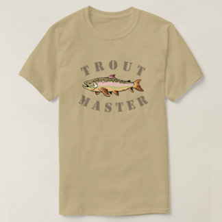 Forelle-Meister auch T-Shirt