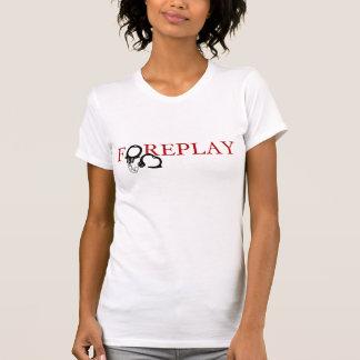 Foreplay-T - Shirt (mit den Handschellen)