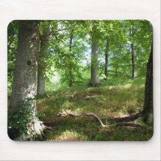 Forêt de conte de fées tapis de souris