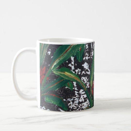 Forrest Grün Kaffeetasse