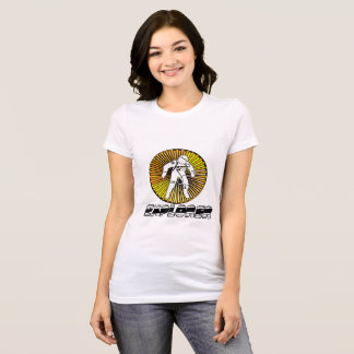 Forscher-Frau-T-Shirt T-Shirt