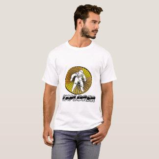 Forscher-Mannest-shirt T-Shirt