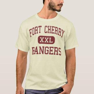 Fort-Kirsche - Förster - hoch - McDonald T-Shirt