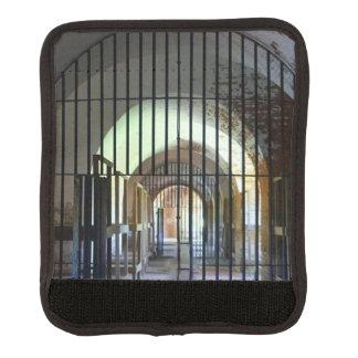 Fort Pulaski Gefängnis Gepäck Markierung