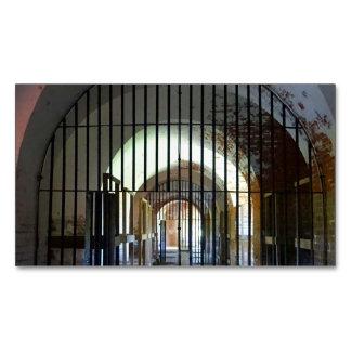 Fort Pulaski Gefängnis Magnetische Visitenkarten