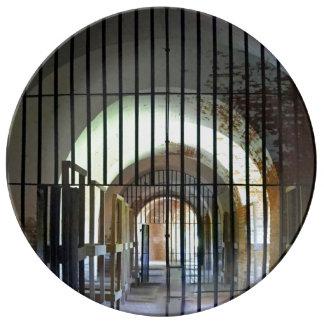 Fort Pulaski Gefängnis Teller