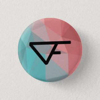 Fortwas Runder Button 2,5 Cm
