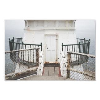 Foto-Druck Punkt-Reyes-Leuchtturm-| Fotodruck