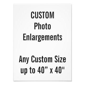 Foto-Erweiterung der Gewohnheits-30x40cm bis zu Fotodruck
