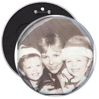 Foto-Knopf Runder Button 15,3 Cm