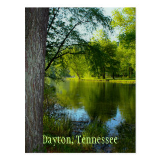 Foto-Postkarte Daytons, Tennessee Postkarte