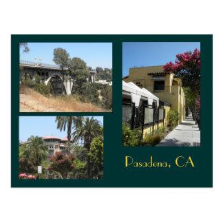 Foto-Postkarte Pasadenas, Kalifornien Postkarte
