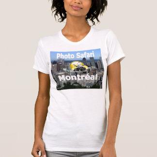Foto-Safari-Montreal-Kleid T-Shirt