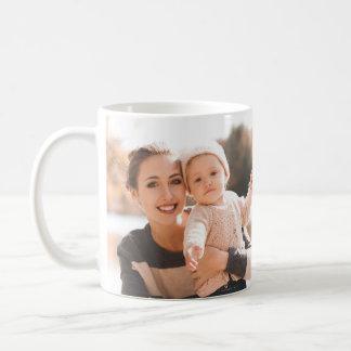 Foto-Tasse des Klassiker-zwei Kaffeetasse