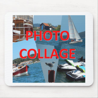 Fotocollage Mousepad