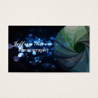 Fotografie-Visitenkarte Visitenkarten