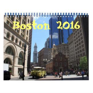 Fotografiekalender 2016 Bostons Massachusetts Kalender