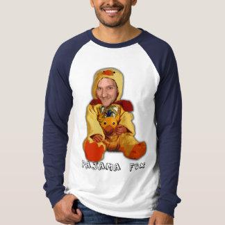 Fox de pyjama - Le canard de Willie T-shirt