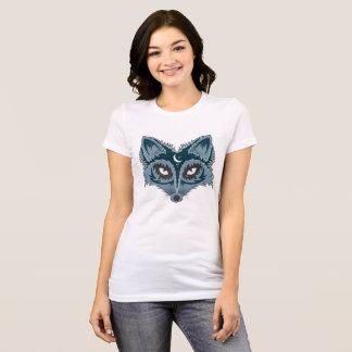 Fox-Illustration T-Shirt