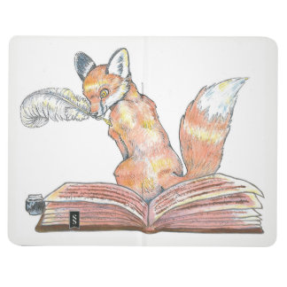 Fox-Schreiber Taschennotizbuch