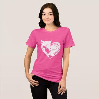 FOx-Shirt-Liebe-Füchse T-Shirt