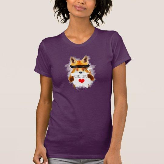 Fox stehlen Ihr Herz! T-Shirt