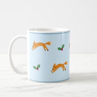 Fox u. Beeren Kaffeetasse