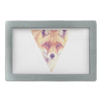 Foxe Eyes Rechteckige Gürtelschnallen