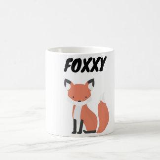 Foxxy Tasse