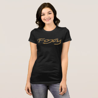 Foxy Dame T-Shirt