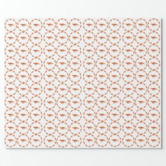 Foxy Papier Einpackpapier